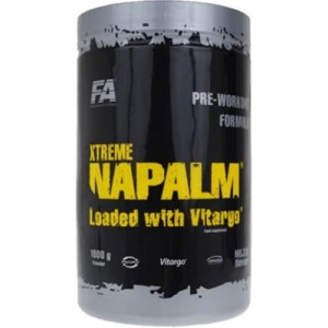 FITNESS AUTORITY XTREME NAPALM 500g