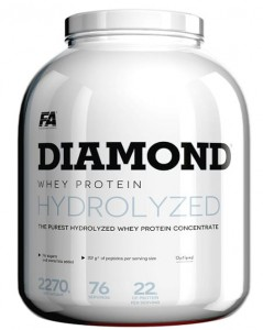 FITNESS AUTORITY DIAMOND HYDROLIZED 2,270G