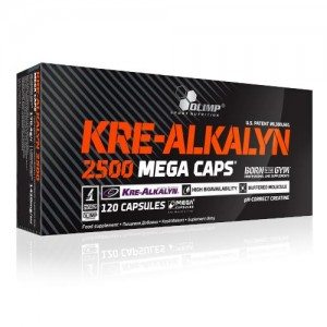OLIMP KRE-ALKALYN 2500  120 kaps