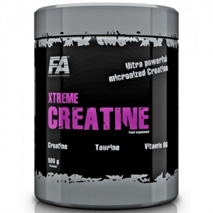 FITNESS AUTORITY XTREME CREATINE 1000g