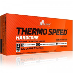 THERMO SPEED HARDCORE 120 kaps