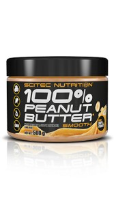 Scitec Nutrition 100% peanut butter smooth 500g