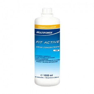 MULTIPOWER FIT ACTIVE VITAMIN DRINK + L-CARNITINE - 1000 ML
