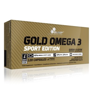 OLIMP GOLD-OMEGA 3 SPORT EDITION 120 kaps