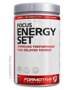 FORMOTIVA FOCUS ENERGY SET 480G