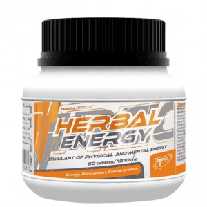 TREC HERBAL ENERGY 60 KAPS