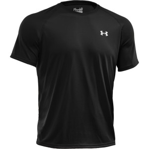 UNDER ARMOUR A TECH SS TEE-BLK 1228539 001