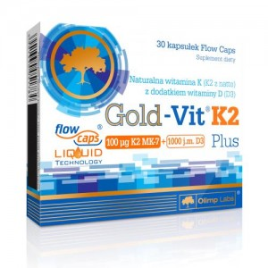 OLIMP GOLD-VIT K2 PLUS  30 kaps