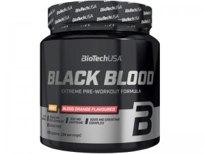 BLACK BLOOD BIOTECH 330G