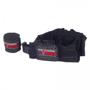BANDAŻE BOKSERSKIE PROFESSIONAL FIGHTER ELASTICATED CH
