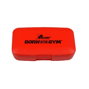 PILL BOX BORN IN THE GYM CH