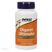 NOW Foods Digest Ultimate - 120 kaps.