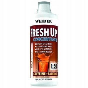 WEIDER FRESH UP 1000ML