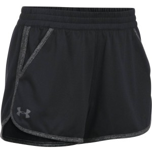Tech Short - Twist-BLK/BLK/GPH